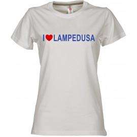 T-shirt Donna bianca